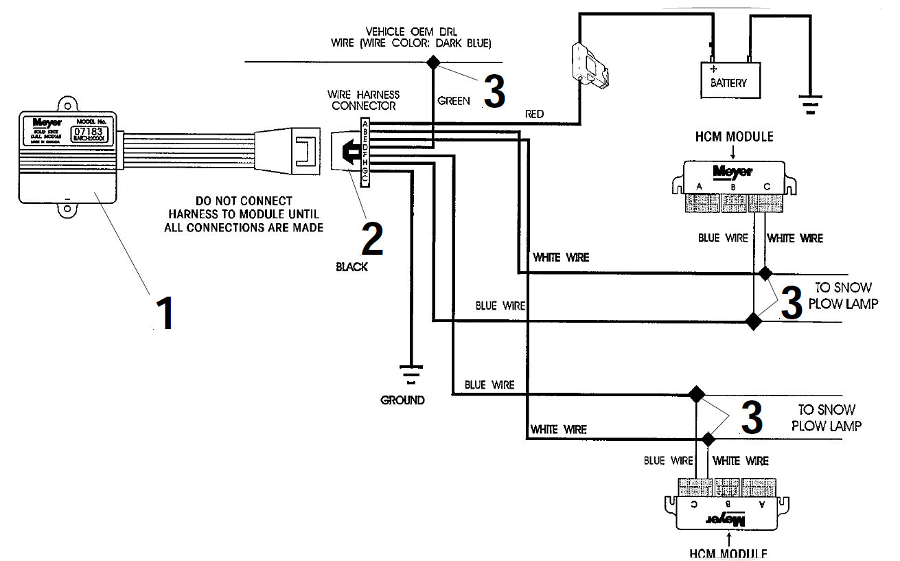 Meyer    Snow Plow    toggle Switch    Wiring       Diagram    Collection