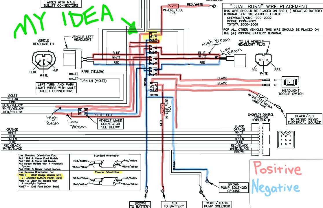 Meyer Snow Plow Toggle Switch Wiring Diagram Meyers Plow Wiring Diagram Snow E H Ups For Full Size Meyer E D on Chevy Boss Plow Wiring Diagram