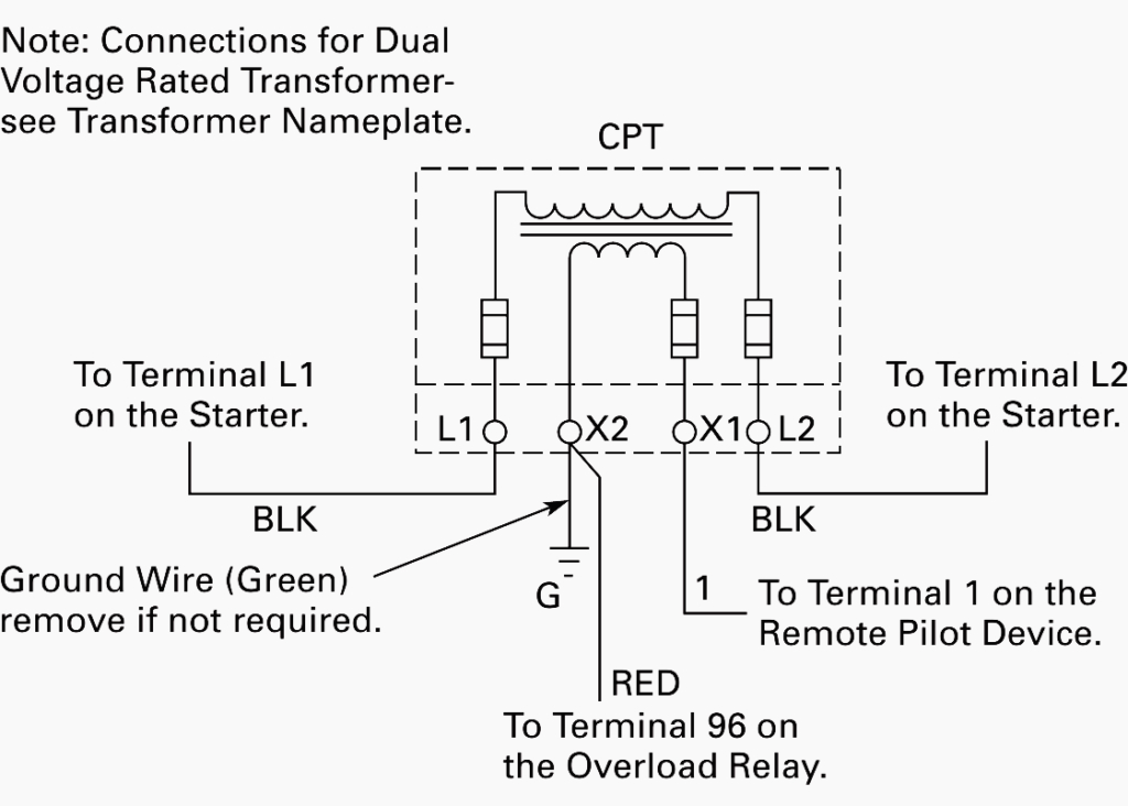 micron control transformer wiring diagram Download-Control Transformer Wiring Diagram Random 2 How To Wire A 6-m