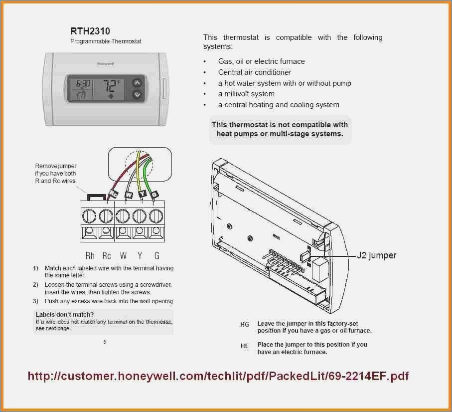 Older Furnace Honywell Wiring Diagram on