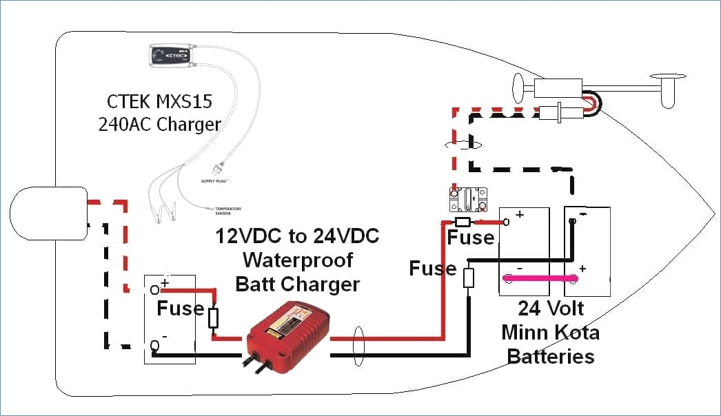 minn kota onboard battery charger wiring diagram Download-Excellent Minn Kota Talon Wiring Diagram Best Image 10-n