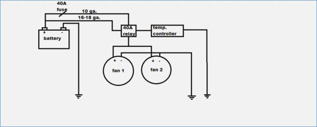 mishimoto fan controller wiring diagram Download-240sx Electric Fan Wiring Lovely Fine Automotive Electric Fan Wiring Diagram Ideas Electrical 38 Best 5-j