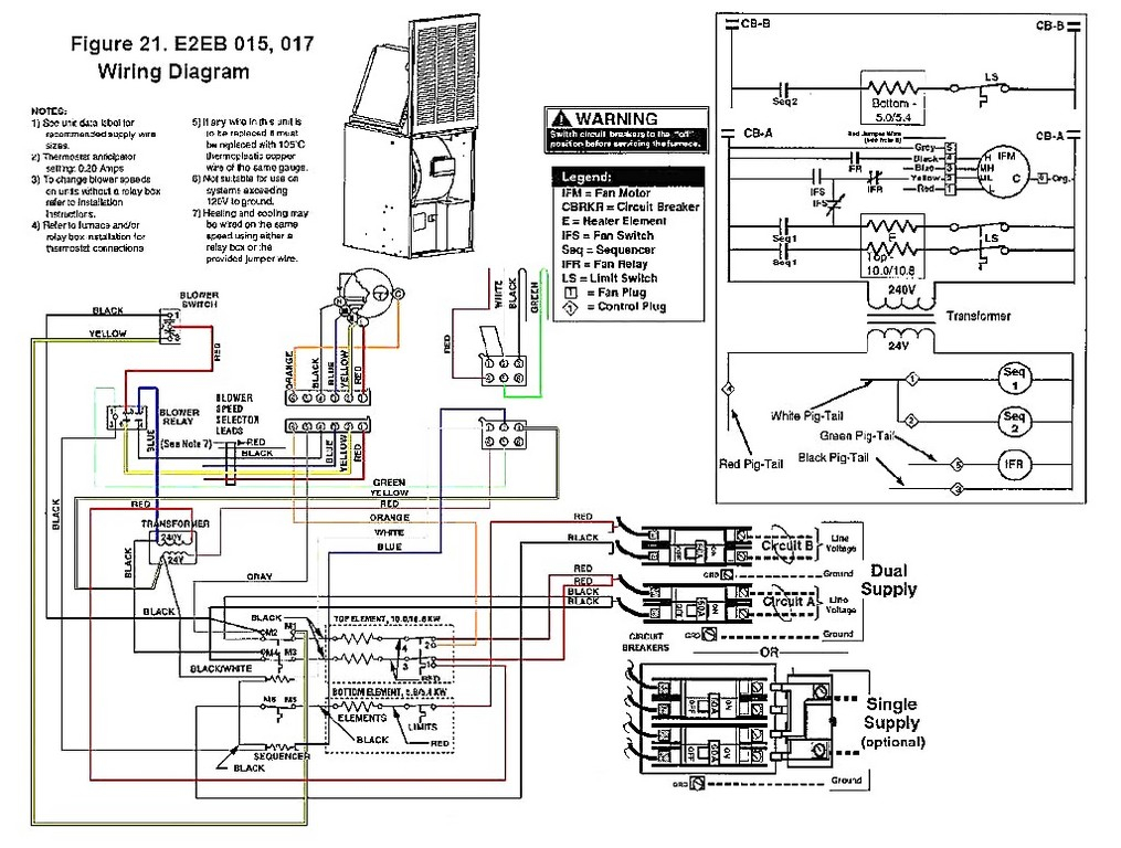 Mobile Home Thermostat Wiring Diagram Collection Wiring