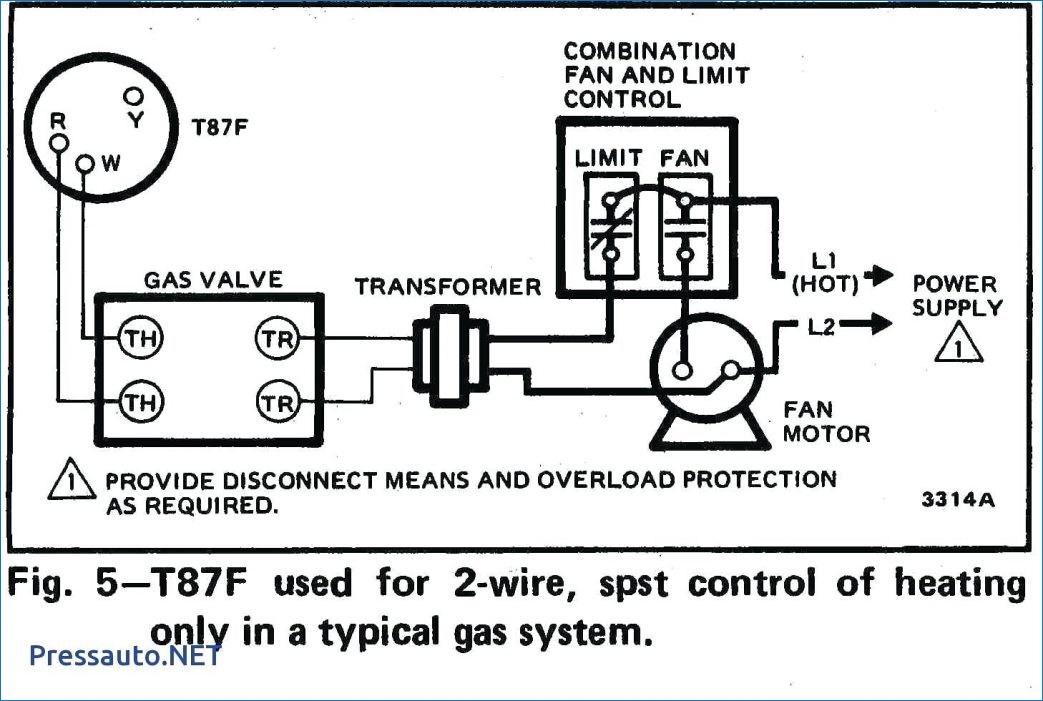 Gas Heater Thermostat Wiring - Wiring Diagram & Cable Management on