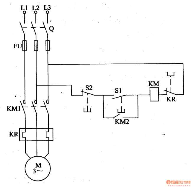 motor starter wiring diagram start stop Download-Electrical Wiring Start Stop Control Circuit Diagram Zen Basic For 3 Phase 19-a