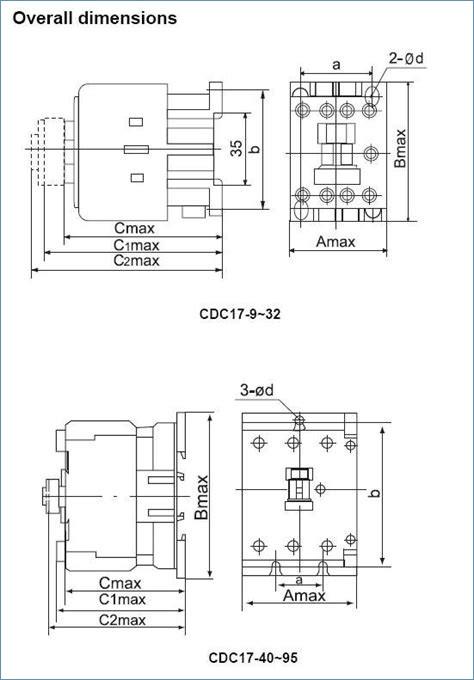 motor starter wiring diagram Download-Wiring Diagram Schneider Contactor Image Collections Wiring 2-q