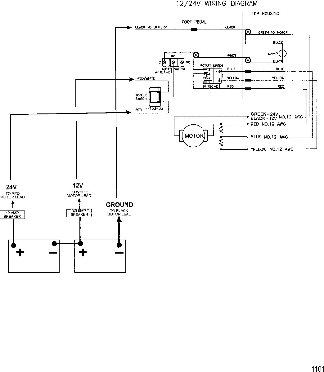 Johnson Trolling Motor Wiring Diagram Guide And Troubleshooting Of Omc Schematic Diagrams Rh 19 Ecker Leasing De 36 Volt Battery