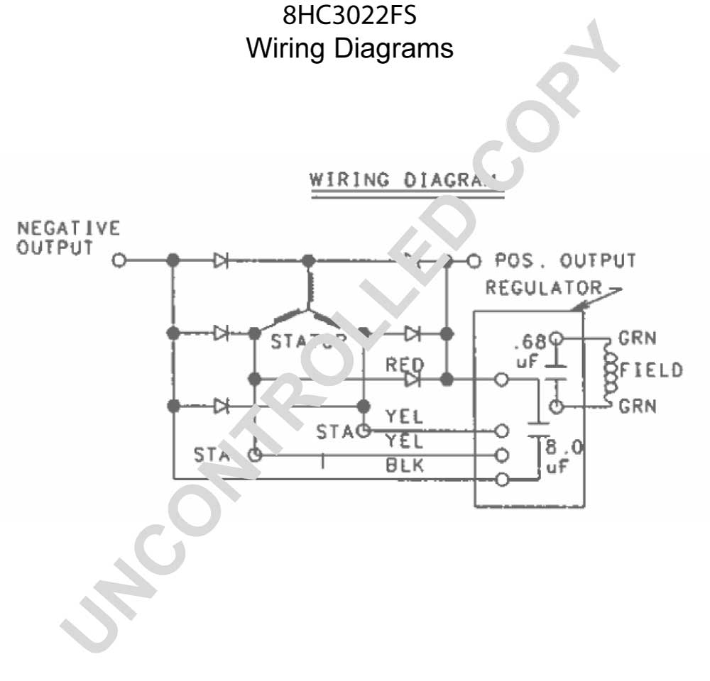 motorola voltage regulator wiring diagram sample
