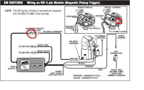 Msd 6al    Hei       Wiring       Diagram    Collection      Wiring       Diagram    Sample