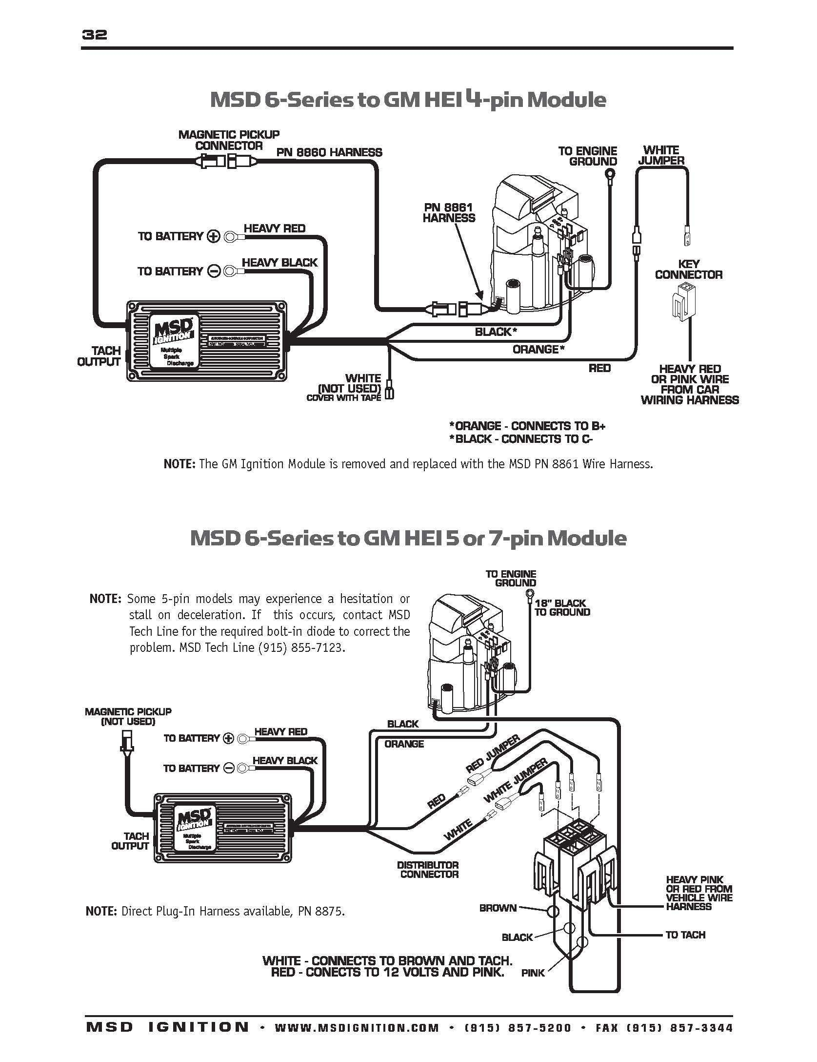 msd 6al hei wiring diagram Download-msd hei distributor wiring diagram chevy 15 8 hastalavista me rh hastalavista me msd 6al wiring 9-o