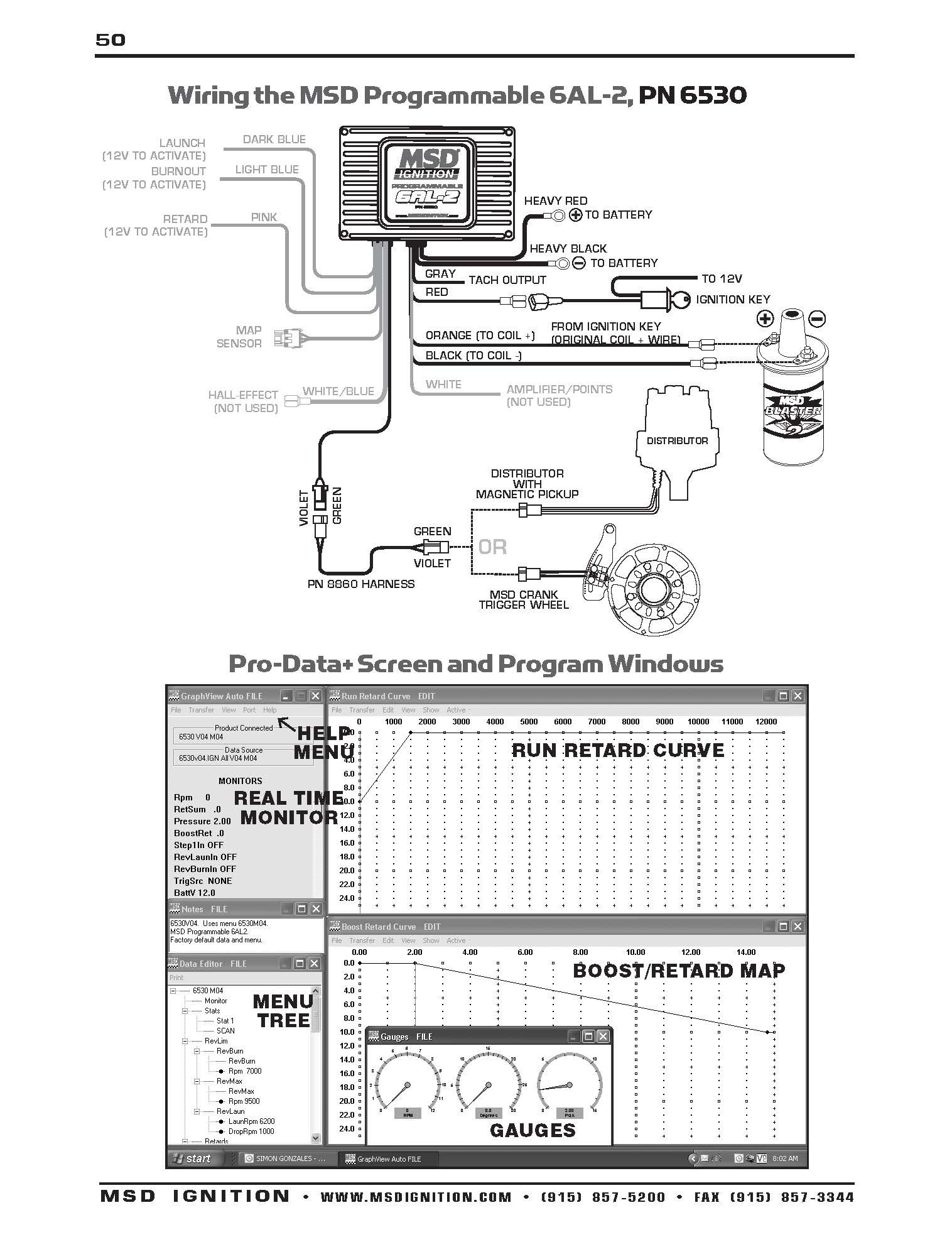 msd ignition wiring diagram 6al w two step circuit wiring and rh bdnewsmix com Mustang MSD 6AL Wiring-Diagram Mustang MSD 6AL Wiring-Diagram