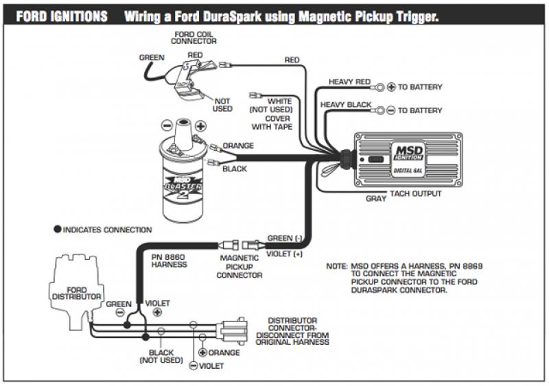 msd 6al wiring diagram Collection-Msd 6al Wiring Diagram Mopar Wire Diagram Random 2 Msd 6Al Wiring Diagram 14-m