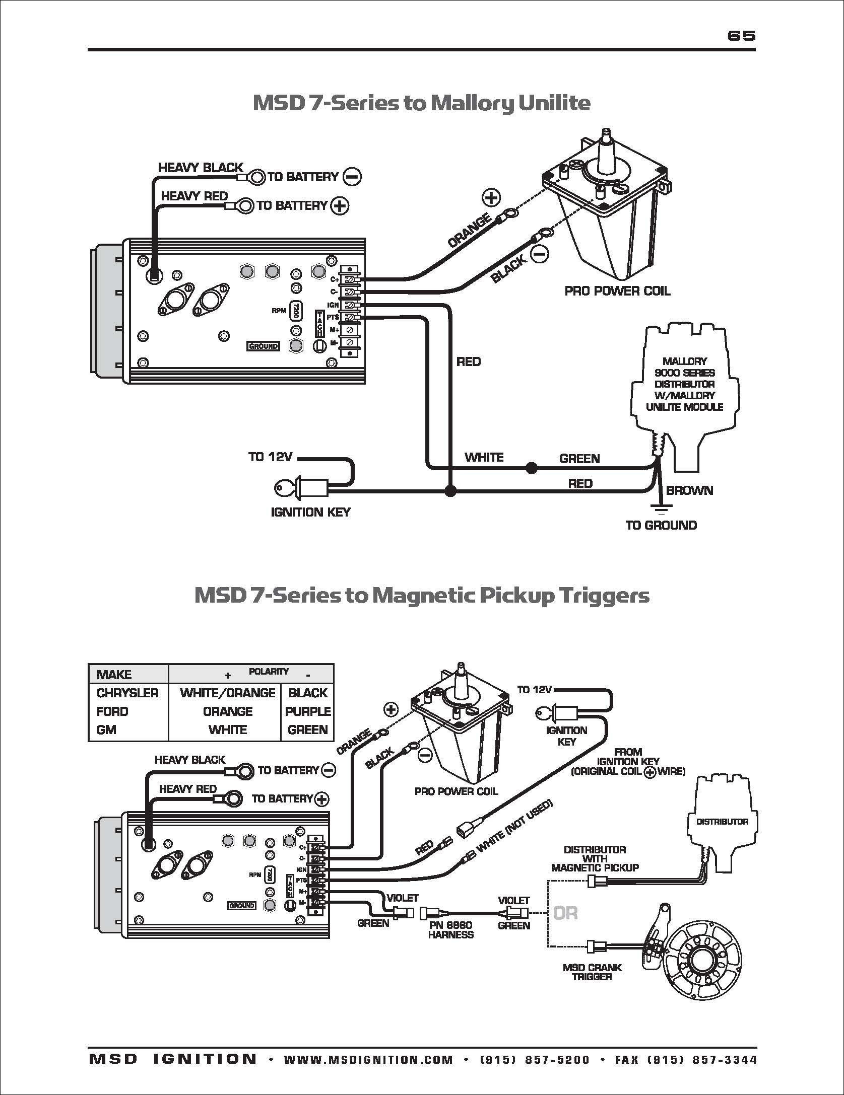 msd 6btm wiring diagram Collection-Msd 6al Hei Wiring Diagram Fantastic New Box 8 Natebird Me 8-l