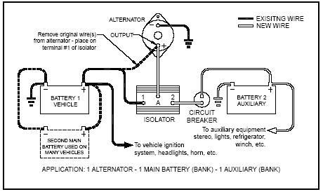 multi battery isolator wiring diagram Download-sure power battery isolator wiring diagram Fresh Amazing Best Detail Battery Wiring Diagram Easy Set Up 17-l