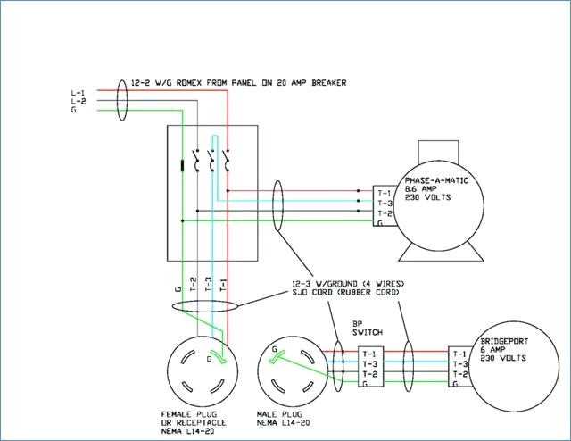 nema l14 20p wiring diagram Download-20 Amp Plug Wiring Diagram Awesome 3 Phase Plug Wiring Diagram 20 Amp Plug Wiring 11-l