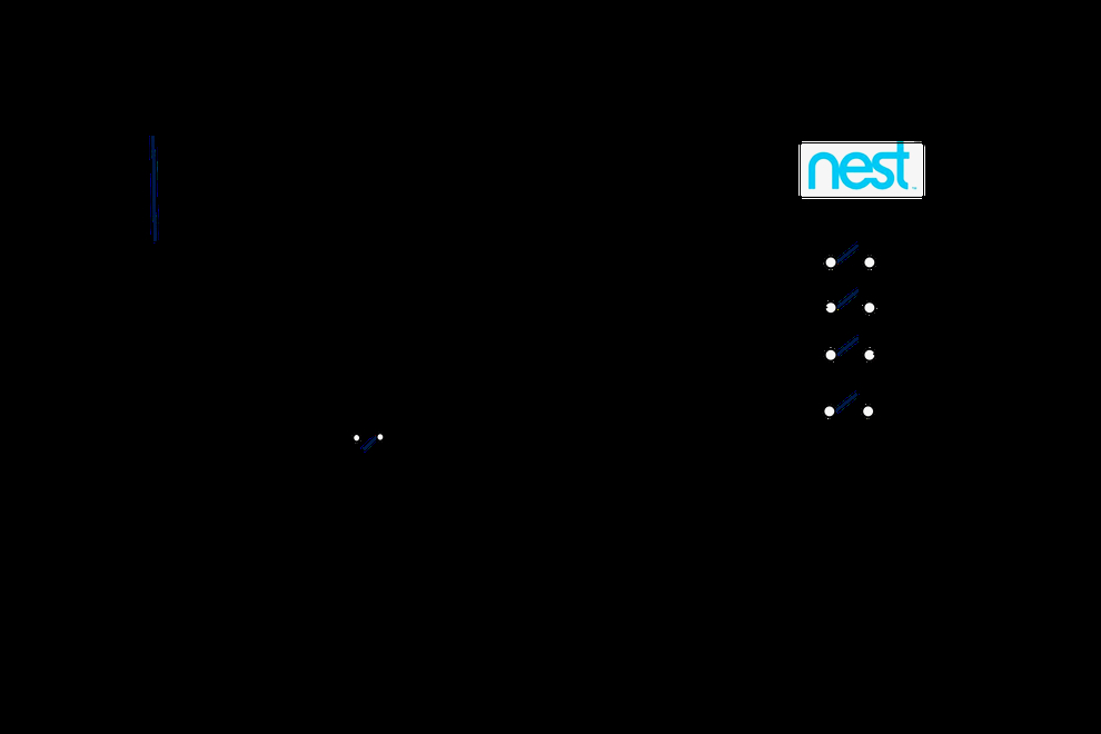 nest 3rd generation wiring diagram Download-How to Install A mon Wire for Nest Best Simple thermostat Wire Diagram Wire A 6-g