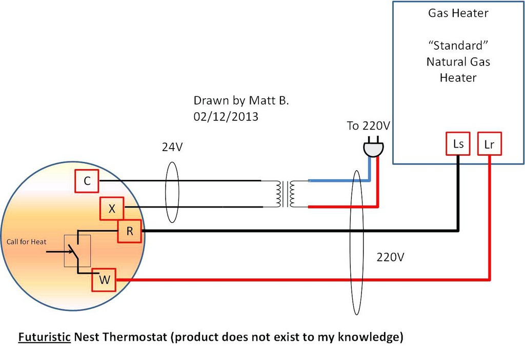 Nest thermostat 3rd Generation Wiring Diagram Gallery | Wiring ... on programmable thermostat for boiler, wireless thermostat for boiler, digital thermostat for boiler,