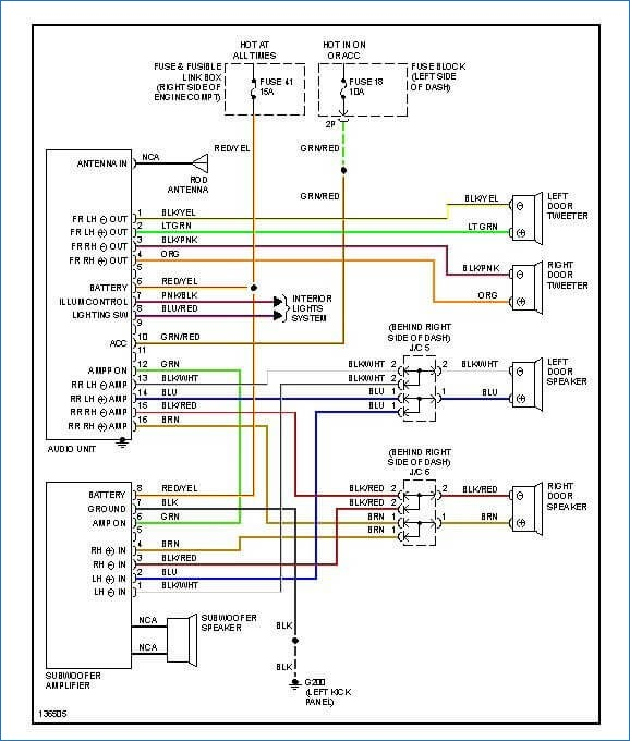 Radio Wiring Diagram Nissan Almera - Wiring Diagram Article on