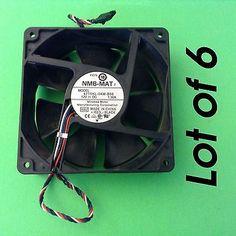 nmb mat 4715kl 04w b56 wiring diagram Download-LOT OF SIX 4715KL 04W B56 MINEBEA 0Y4574 DELL FAN NMB MAT DIMENSION 12-p