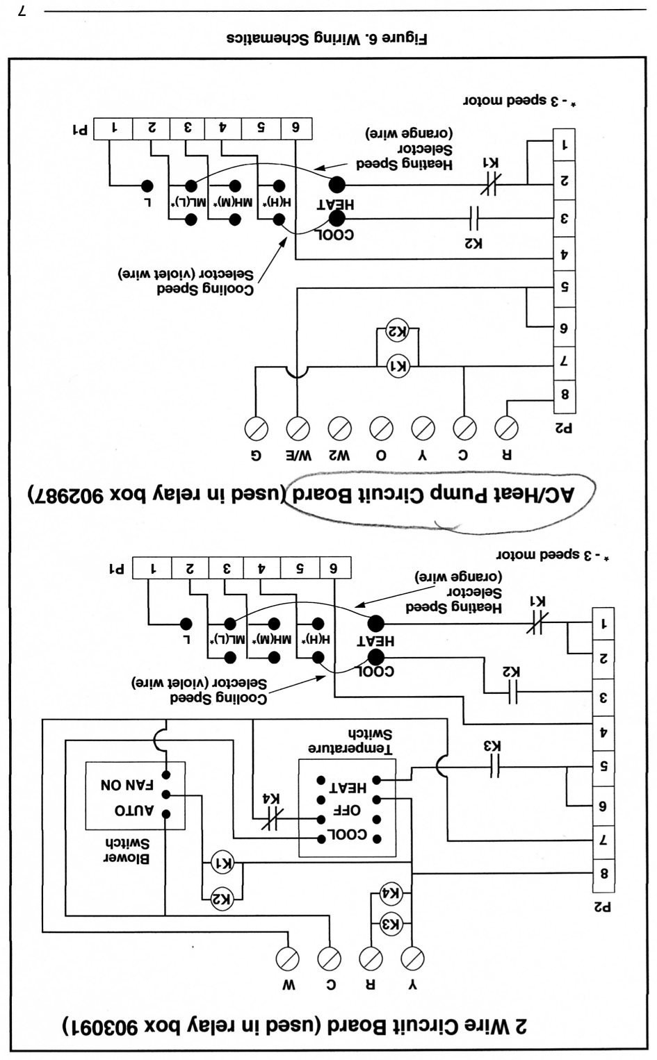 nordyne thermostat wiring diagram Collection-Awesome Nordyne Thermostat Wiring Diagram Contemporary Fancy Furnace 14-p