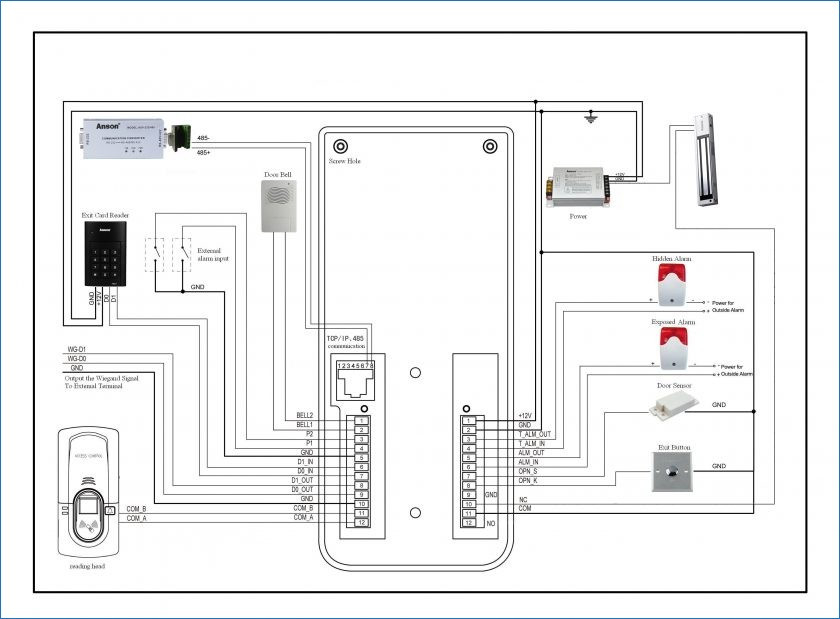 nutone intercom wiring diagram Collection-Inter Circuit Diagram Pdf Beautiful Acet Inter Wiring Diagram Lovely Manuel D Instructions Pdf 6-m