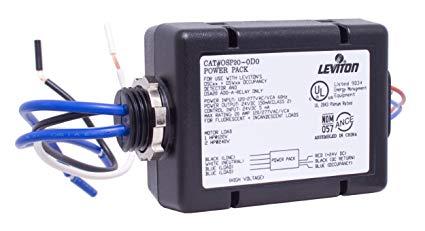 occupancy sensor power pack wiring diagram Download-Leviton OSP20 D0 Power Pack for Occupancy Sensor 20 Amp FL INC 12-o