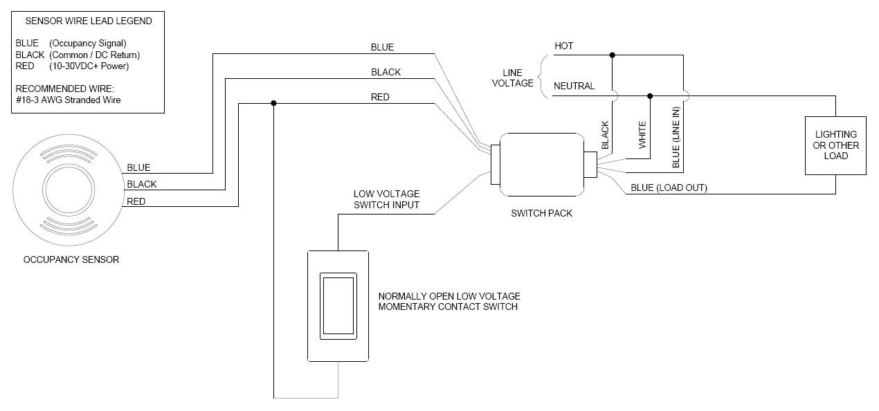 occupancy sensor power pack wiring diagram Collection-Lighting Occupancy Sensors Democraciaejustica Lighting Occupancy Sensors Democraciaejustica from occupancy sensor circuit diagram 6-s