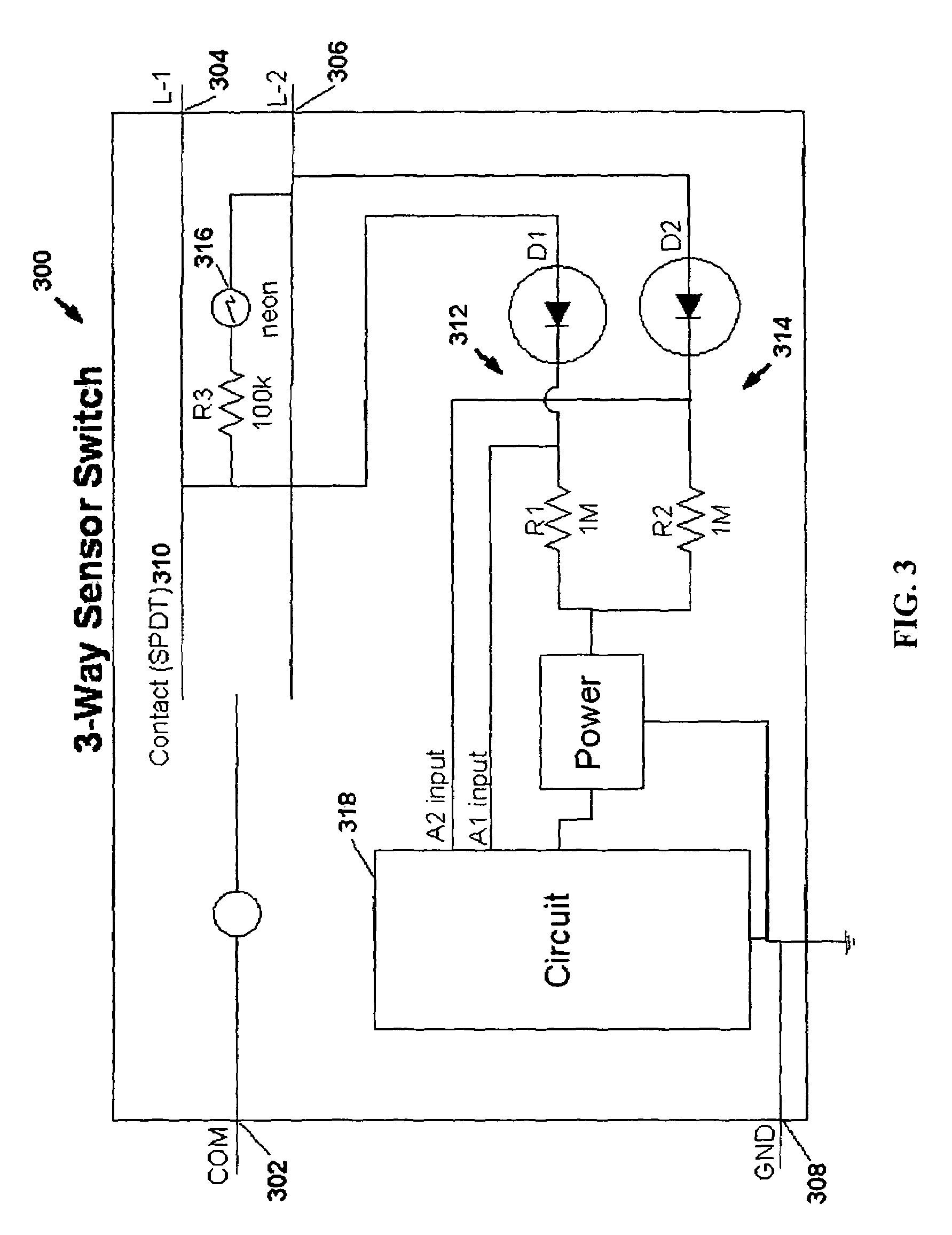 WRG-7488] Three Way Light Wiring Diagram on