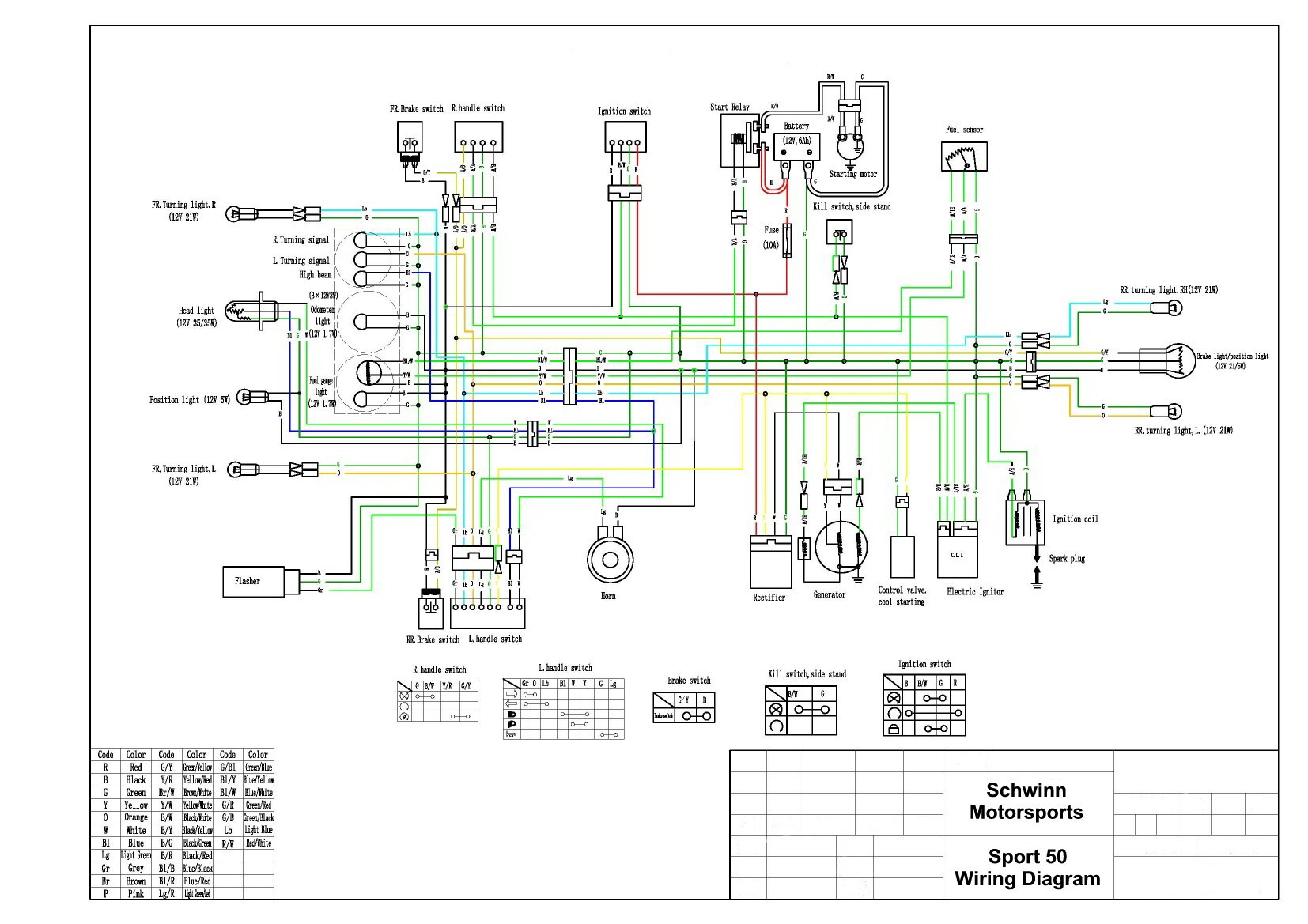 Scooter Wiring Schematic - Wiring Diagram Options on electric scooter battery, electric scooter controls, electric scooter dimensions, 36v electric scooter controller schematic, electric scooter turn signals, yamaha scooter carburetor schematic, electric scooters for adults, electric scooter 125cc, electric three wheel street scooter, electric mobility rascal 230 electrical schematic, electric e scooter wiring diagram, rascal scooter schematic, electric bike controller wiring diagram, electric scooter fuses, electric scooter radio, electric scooter performance, electric mobility scooter wiring diagram, electric golf cart wiring schematic,