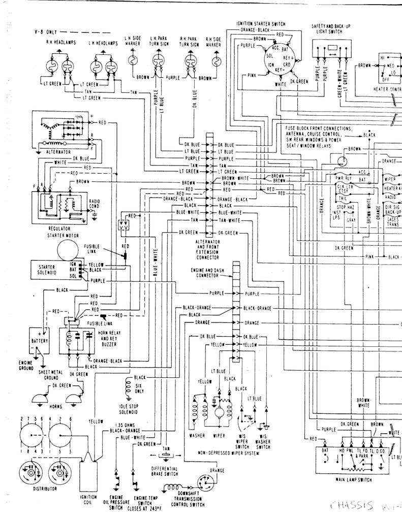 Oldsmobile Wiring Diagram | Wiring Diagram on