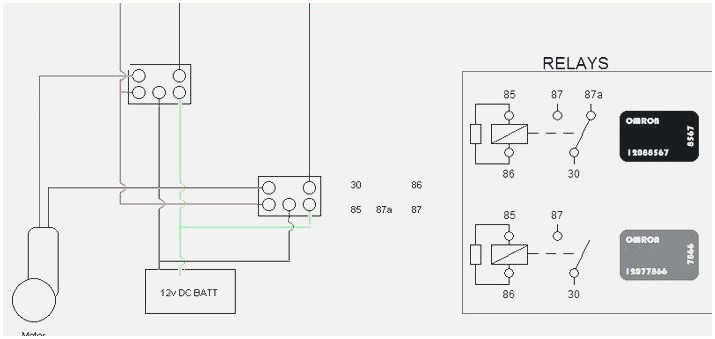 Omron Ly2 Relay Wiring Diagram Download Wiring Diagram