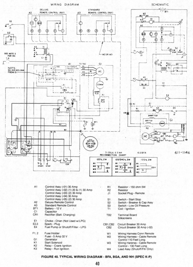 General 5000 Generator Wiring Diagram Library 12 Volt Auto Coil Diagrams Onan Charging Anything U2022 6500