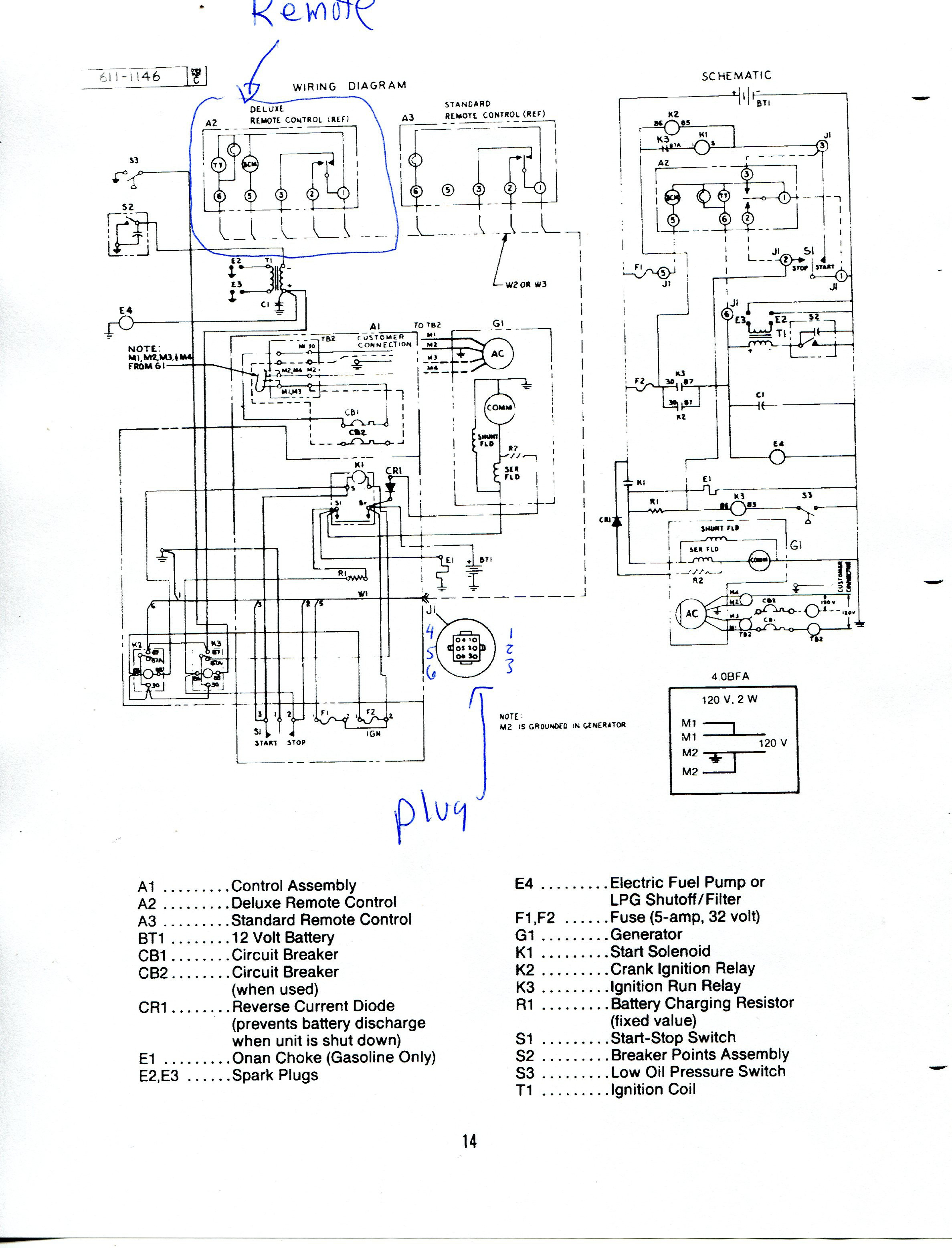Wiring Diagram For Onan Generator - wiring diagram symbols ... on
