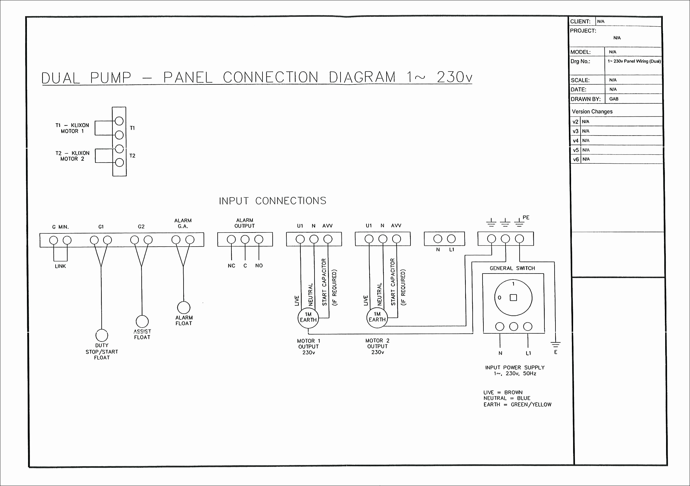 wire diagram for lift station data wiring diagrams u2022 rh mikeadkinsguitar com myers grinder pump wiring diagram