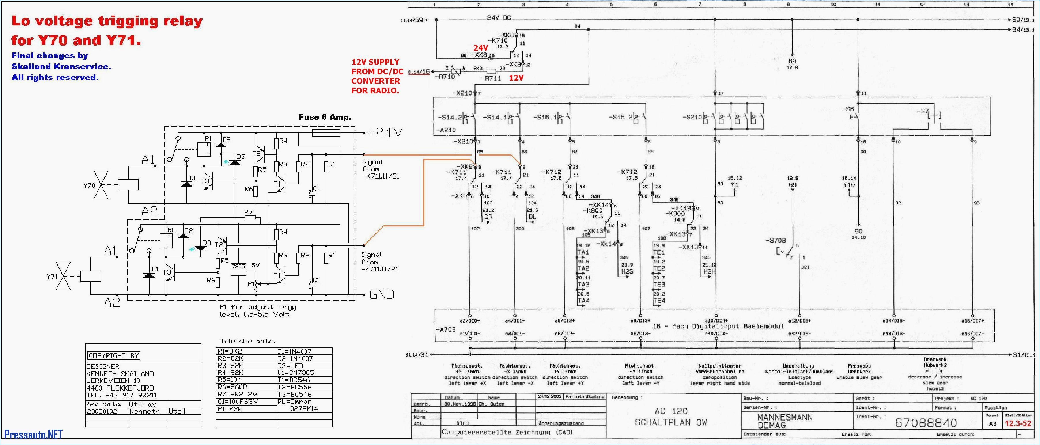 overhead crane wiring diagram Download-Abb Vfd Wiring Diagram Demag Crane  Free Image About With