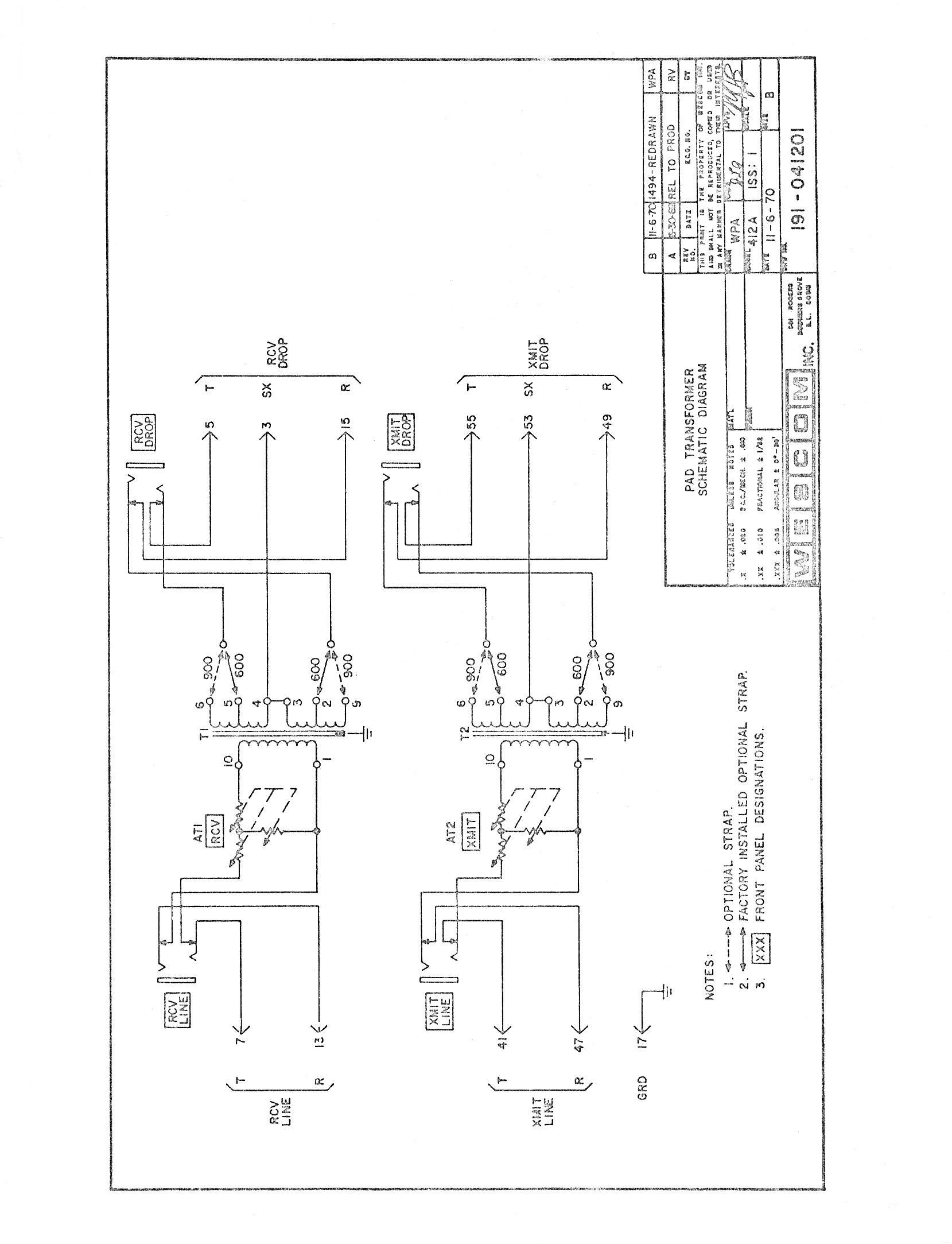pad mount transformer wiring diagram Collection-412A pad transformer schematic 16-t