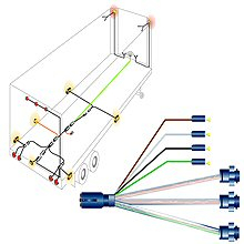 Phillips 7 Way Trailer Plug Wiring Diagram Sample | Wiring Diagram ...