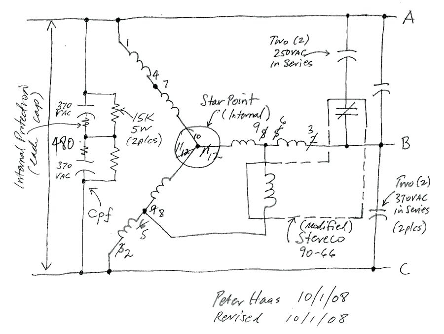 Phoenix Phase Converter Wiring Diagram Download Wiring