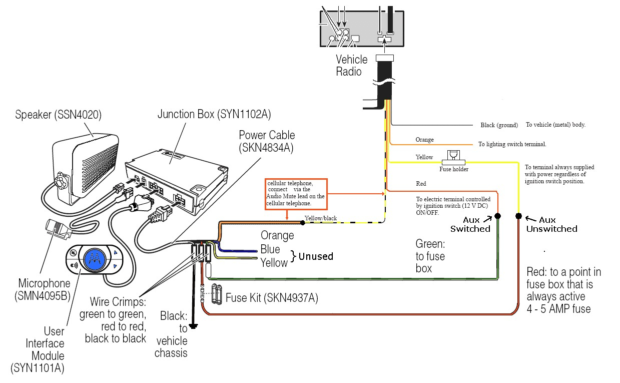 Pioneer Car Stereo Wiring Diagram Free Download Wiring