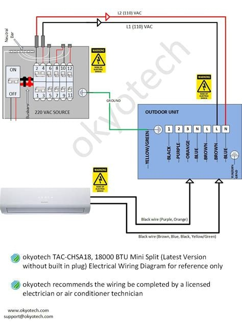 pioneer mini split wiring diagram Collection-Split system air conditioner wiring diagram mitsubishi ac unit carrier standart portrait nor th q for 16-e