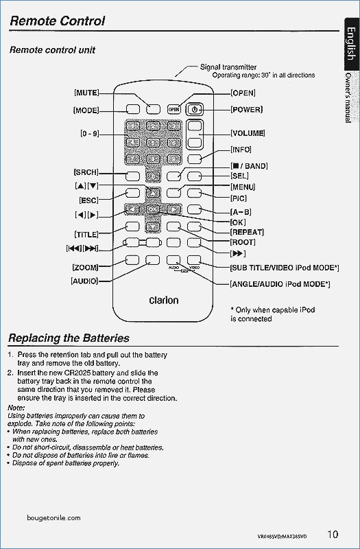 pioneer radio wiring diagram Collection-Beautiful Ready Remote Wiring Diagram Unique Clarion Car Stereo Wiring