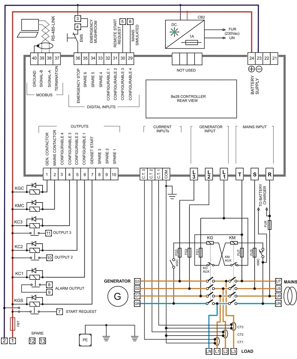 Plc Panel Wiring Diagram Pdf Sample Sub Board Download Contemporary Electrical Elaboration 1