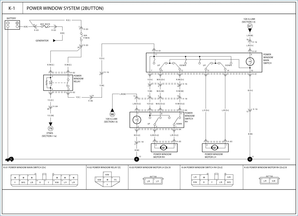 pnoz x4 wiring diagram Collection-Pnoz X4 Wiring Diagram New 1991 E4od Od button Wiring ford Truck Enthusiasts forums 17-b