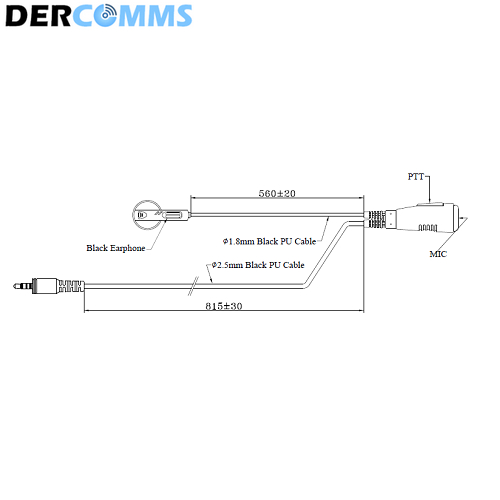 push to talk switch wiring diagram Collection-Kenwood PKT23 10-p