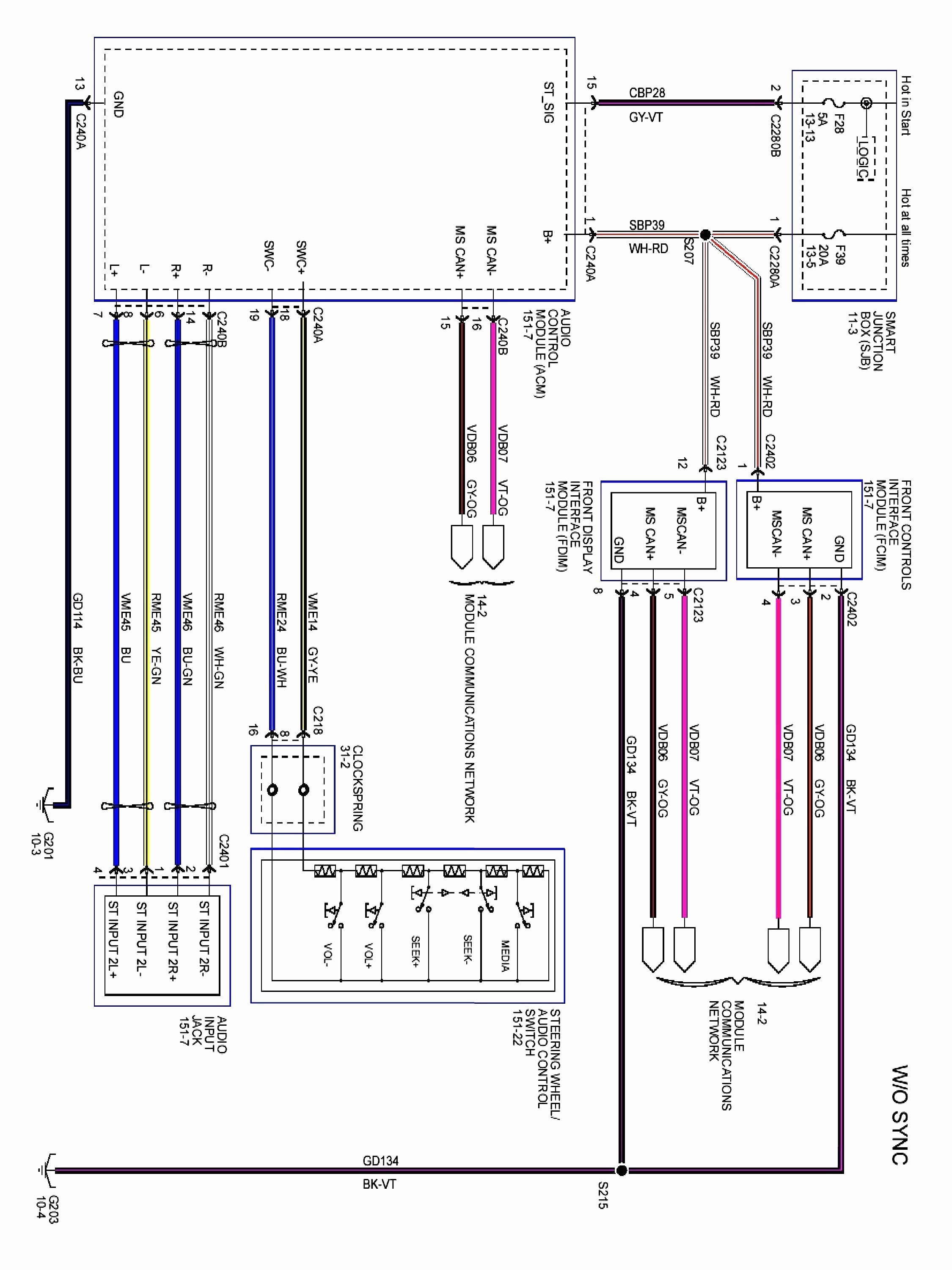 radio wiring diagram Collection-Wiring Diagram For Amplifier Car Stereo Best Amplifier Wiring Diagram Inspirational Car Stereo Wiring Diagrams 0d 13-f