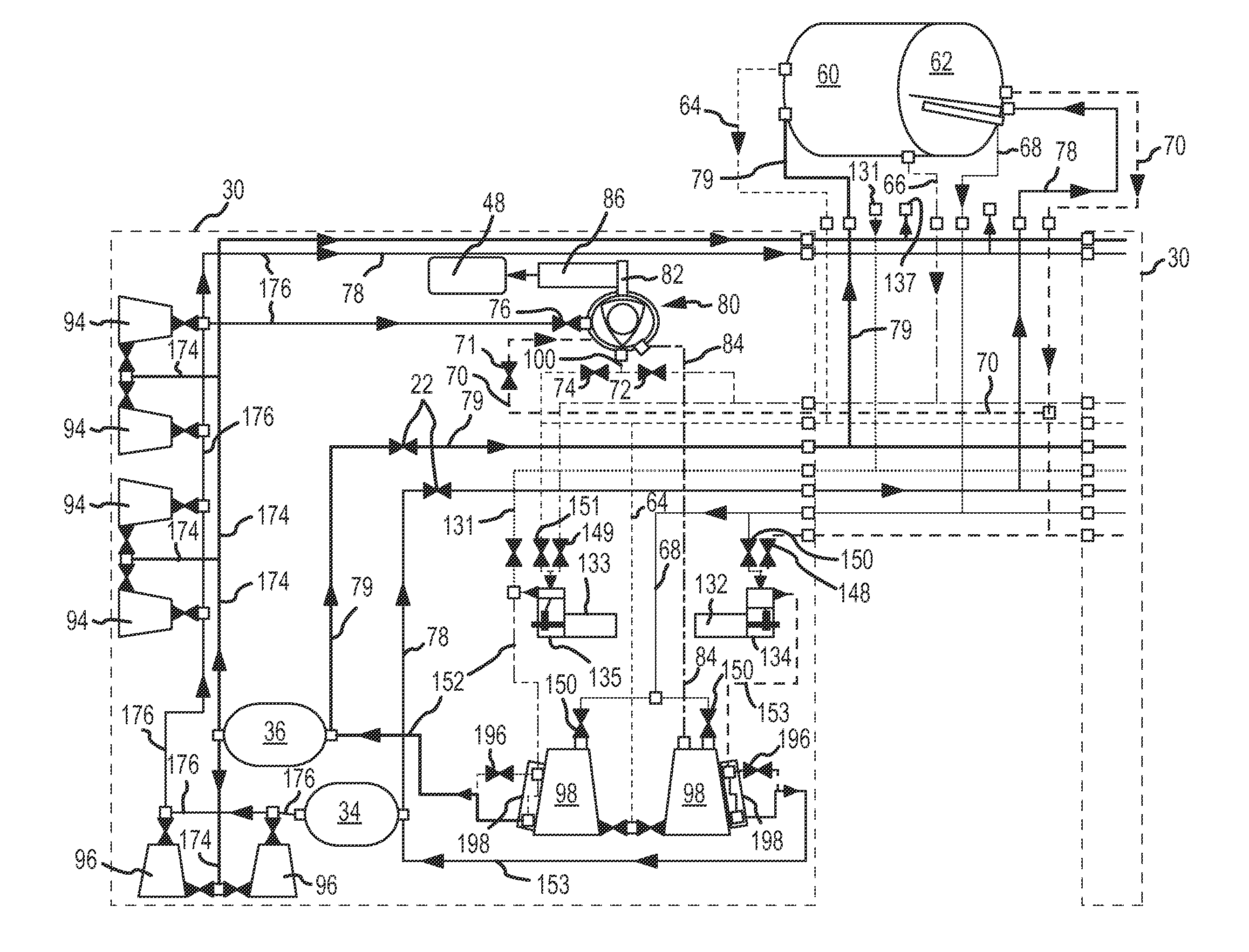 Rcs Actuator Wiring Diagram Sample Lightning Amp Download Patent Us Integrated Vehicle Fluids Google Patents Drawing