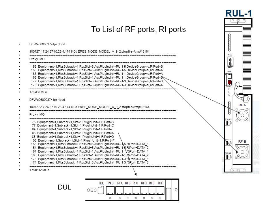 rcs sure 100 wiring diagram Download-Rcs Sure 100 Wiring Diagram Inspirational Enodeb Basic Moshell Mands for Rf Engineer Ppt 14-g