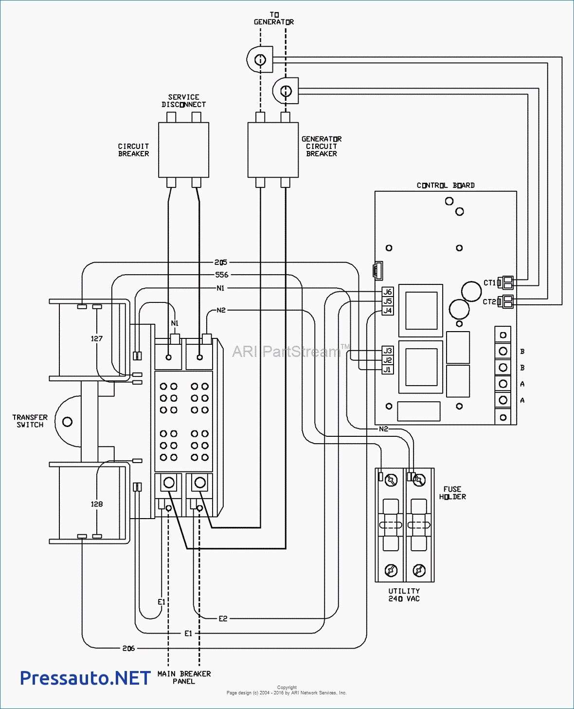 Reliance Transfer Switch Wiring Diagram Collection Diagrams Download Whole House Beautiful Generator Manual