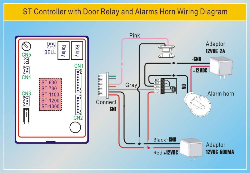 rfid access control wiring diagram Download-Door Access Control Wiring Diagram Beautiful Door Access Control Wiring Diagram Efcaviation 18-p