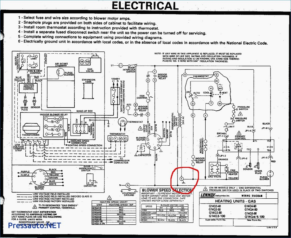 ruud wiring diagram wiring diagram Lennox Electric Furnace Wiring Diagram